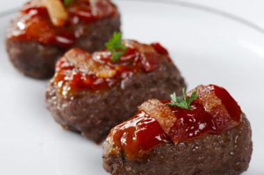 Mini Kobe Meatloaf