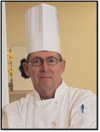 Chef Lynn Johnson