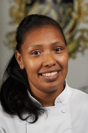 Nohemi Vargas, Pastry Chef